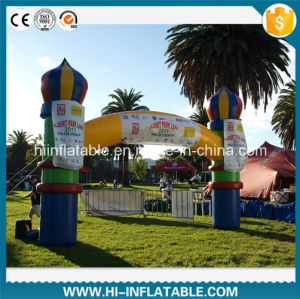 Custom Made Inflatable Events Arch, Inflatable Advertising Arch, Inflatable Gate Arch No. Arh12304 for Sale
