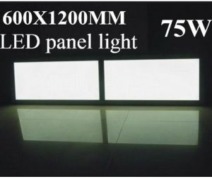 Ultra Thin LED Panel Light 1-10V Dimmable High CRI 600X1200 LED Panel Lamp 5 Years Warranty