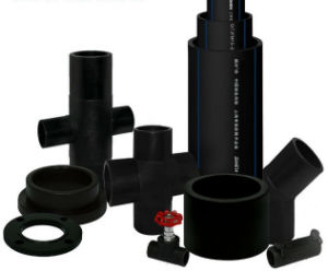 PE Pipe and Fitting for Water Supply pictures & photos