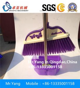 Pet PP Rope and Broom Wire Drawing Machine pictures & photos