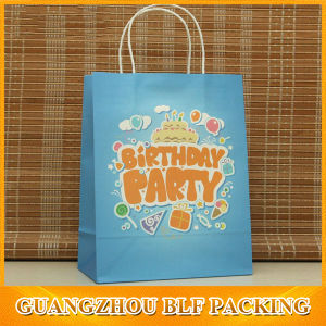 Paper Bag Happy Birthday Gift Bags Shopping (BLF-PB215) pictures & photos