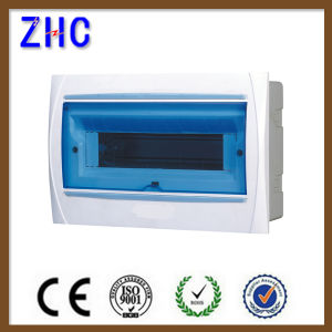 Screw Fast Install Plastic Enclosure for House Use pictures & photos