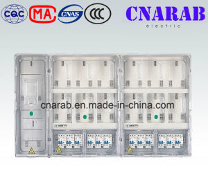 ABS Enclosures for Electronic Plastic Outdoor IP43 Meter Box