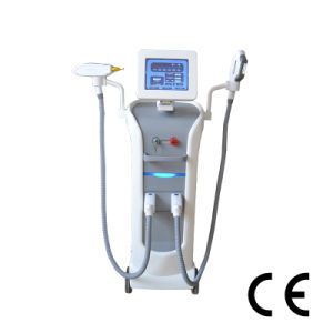 Multifunctions Aesthetic IPL + E Light + RF+ ND YAG Laser Hair Removal Tattoo pictures & photos