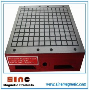 Grids Super Permanent Magnetic Chuck /Sucher (machining center, CNC milling) pictures & photos