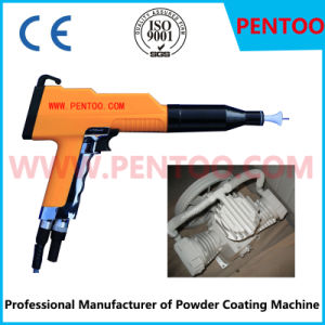 Powder Spray Gun for Powder Coating in Wide Application pictures & photos