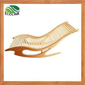 Bamboo Recliner Rocking Lounge Chair Bamboo Furniture pictures & photos