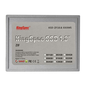 "Solid State Drives 18"" Zif IDE 40pin MLC SSD Hard Disk"