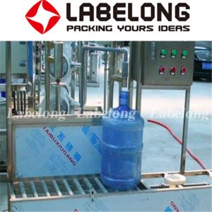 Semi-Automatic 5 Gallon Barrel Water Filling Production Line pictures & photos