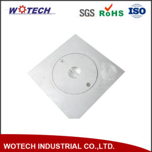OEM High Quality Sand Casting Metal Part Aluminum Plate