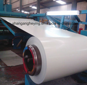 Full Hard Cold Rolled Galvanized Steel/PPGI Steel Coil for Floor or Roofing Material