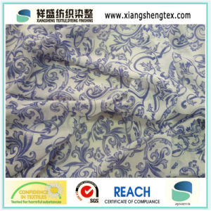 Chiffon Printed Fabric for Women′s Dress pictures & photos