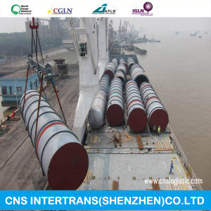 Steel Cargo Bulk Shipping (International Services)