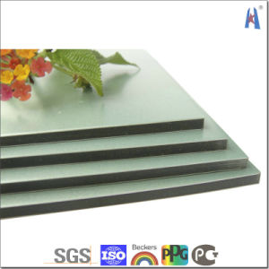Building Material 4mm PVDF Aluminum / Aluminium Composite Panel Cladding Wall pictures & photos