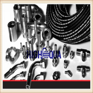 Carbon Steel Parker Fitting pictures & photos