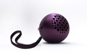 Portable Hamburger Speaker (GS91-Purple)