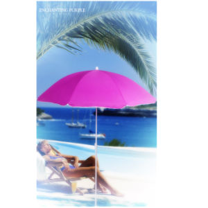 Wholesale Sunshade Outdoor Leisure Beach Garden Umbrella