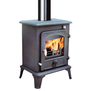 Wood Burning Stove/Multifuel Cast Iron Stove (FIPA065)