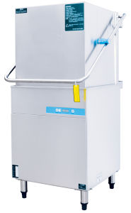 Hood Type Dishwasher pictures & photos
