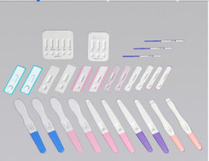 HCG Pregnancy Test /pH/HIV/Urine Rapid Test Kits/Pregnancy Test Strip pictures & photos