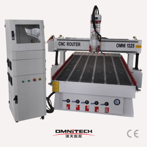High Precision 1325 CNC Router Machine with Italy Spindle