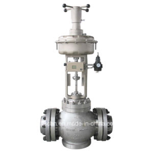 Pneumatic Low-Noised Caged Control Valve K303
