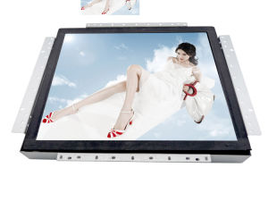 19′′ Metal Case LCD Touch Screen Monitor for Games pictures & photos