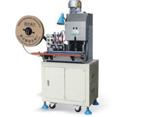 Automatic Cable Wire Terminal Crimping Machine