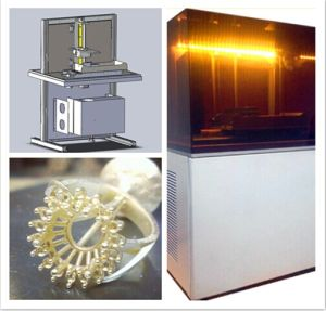 DLP/SLA 3D Printer for Jewelry, 3D Printer for Investment Casting