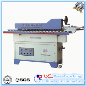 Cueved & Straight Gluing Edge Banding Machine in Woodworking Tool (MF)