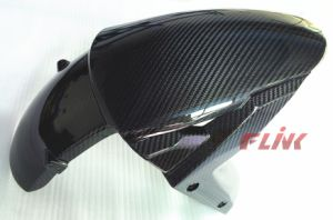 Motorcycle Carbon Fiber Front Fender for Kawasaki Zx10r 2016 pictures & photos