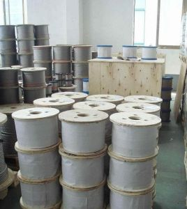 Raiway Wire Rope/Cable for High Speed Railway