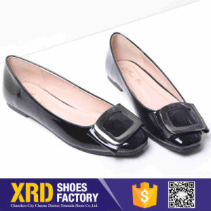 info for 209b8 dea2f PU Leather Soft safety Flat Shoes  China Shoes Factory - China Women Belly  Shoes, Dress Shoes