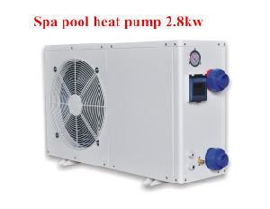 4.8kw TUV Air to Water Residnetial Swimming Pool Heat Pump pictures & photos