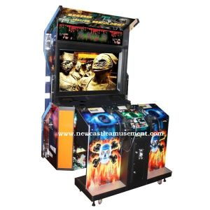 "Arcade Game Machines 47""Silent Hill Shooting Simulator Video Game pictures & photos"