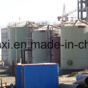 FRP Vertical or Horizontal Storage Tanks for Chemicals and Industry pictures & photos