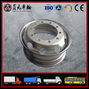 Truck Steel Wheel Rim Zhenyuan Auto Wheel (22.5X6.75)
