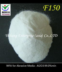 Abrasive Blasting White Aluminum Oxide Grit pictures & photos