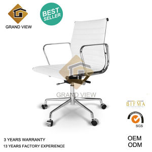 White Leather Chinese Furniture Eames Chair (GV-EA117) pictures & photos