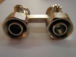 Brass Forge Straight Dualvalve