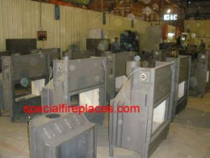 China OEM Steel Wood Fireplaces and Wood Stoves - China Wood