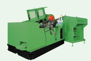 High-Speed Automatic Thread Rolling Macnine