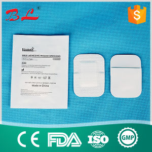 Surgical Adhesive Wound Dressing/Non-Woven Wound Dressing pictures & photos