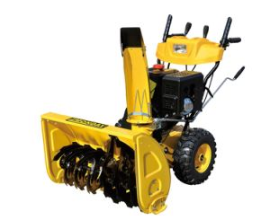Cheap Gasoline 11HP Snow Thrower (STG1101QE-02) pictures & photos