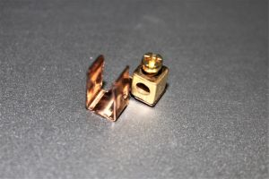 European Type Switch Socket Lamp Copper Fittings pictures & photos