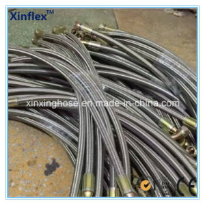 Stainless Steel Braided Teflon Tube with SGS Certification pictures & photos