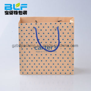 High Quality Gift Bag/Paper Bag/Gift Paper Bag (BLF-PB004) pictures & photos