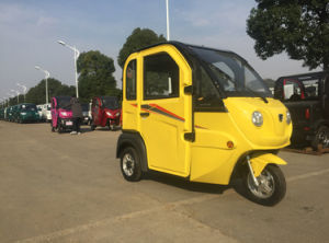 Mini Electric Scooter Car for 2 Passenger pictures & photos
