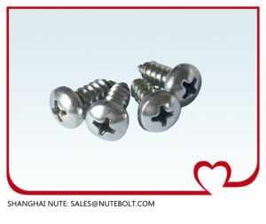 Stainless steel pan head Self Tapping screw pictures & photos