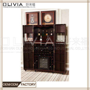 Wooden Furniture Bar Cabinet